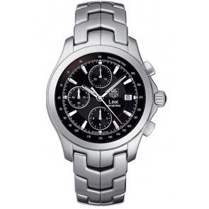 Uhrenarmband Tag Heuer CJF2110-0 / BA0576 Stahl 20mm