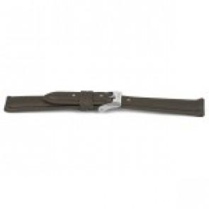 Uhrenarmband Prisma CS186 Leder Taupe 14mm