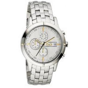 Uhrenarmband Dolce & Gabbana DW0481 Stahl Stahl