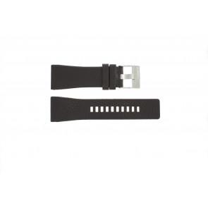 Uhrenarmband DZ1114 Leder Braun 29mm