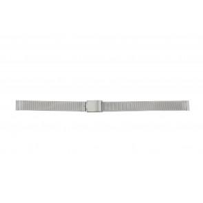 Other brand Uhrenarmband E-ST-ZIL-12 Metall Silber 12mm