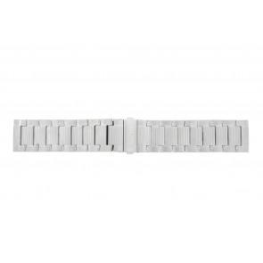 Hugo Boss Uhrenarmband HO1512983 / HB-223-1-14-2630-2399-4/13 Metall Silber 24mm