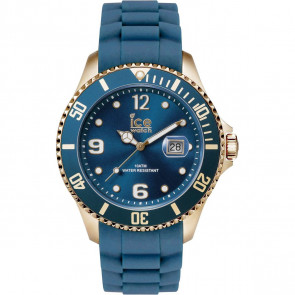 Uhrenarmband Ice Watch IS.OXR.B.S.13 Kautschuk Blau
