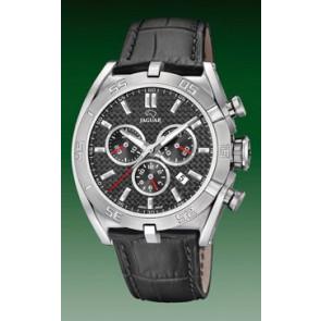 Uhrenarmband Jaguar J857-3 Leder Grau