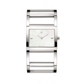 Uhrenarmband Calvin Klein K605026210 / K0428181 Rostfreier Stahl Stahl