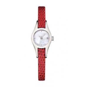 Uhrenarmband Calvin Klein K2723100 Leder Rot