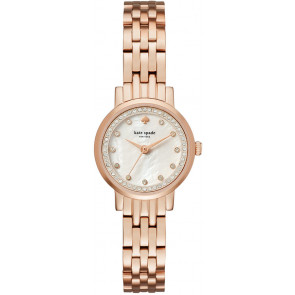 Kate Spade New York Uhrenarmband KSW1243 / MINI MONTEREY Metall Rosé