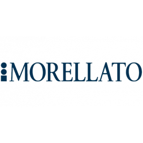 Morellato Uhrenarmband Amadeus G.Croc Mat U0518339061CR22 / PMU061AMADEA22 Krokodilhaut Blau 22mm + standardnähte