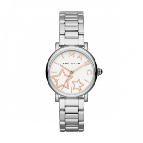 Uhrenarmband Marc by Marc Jacobs MJ3591 Stahl Stahl 14mm