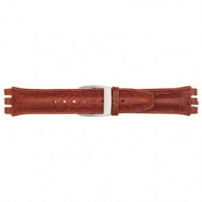 Uhrenarmband Swatch rot 19mm 07M