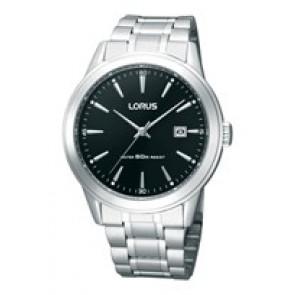 Uhrenarmband Lorus RH995BX9 / PC32 X029 Stahl Stahl