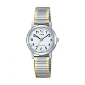 Uhrenarmband Lorus V501-X471-RRS79VX9 Stahl Zweifarbig