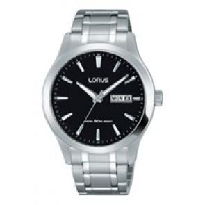 Uhrenarmband Lorus VX43-X096-RXN23DX9 Stahl Stahl