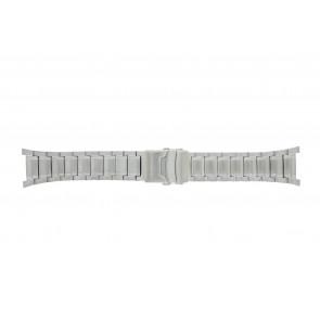 Prisma Uhrenarmband SPECST27 Metall Silber 27mm