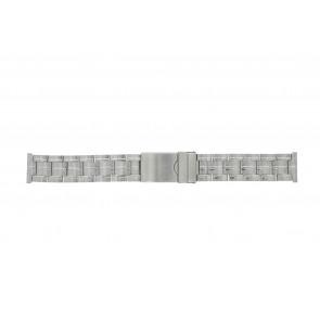 Morellato Uhrenarmband ST0420 Metall Silber 20mm