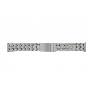 Morellato Uhrenarmband ST1022 Metall Silber 22mm