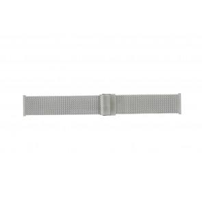 Morellato Uhrenarmband ST1722 Metall Silber 22mm