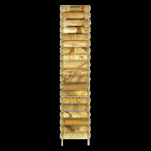 Uhrenarmband Tissot T608014383 / T608.R151917 Keramik Braun