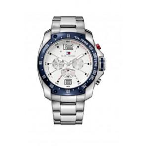 Uhrenarmband Tommy Hilfiger TH-190-1-27-1299 / TH-190-1-27-1298 / TH1790872 / TH1790871 Rostfreier Stahl Stahl 25mm