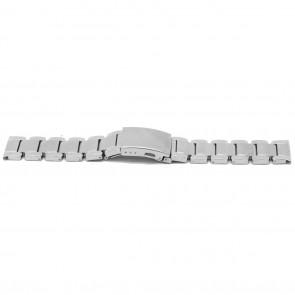 Uhrenarmband YJ35 Metall Silber 26mm