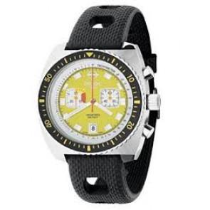 Uhrenarmband Zodiac ZO2221 Kunststoff Schwarz