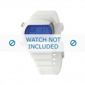 Adidas Uhrenarmband ADH1936 Silikon Weiß 22mm