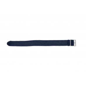 Perlon band 20mm hell blau
