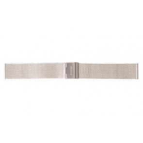 Mondaine Uhrenarmband A669.30305.11SBM / 30305 / BM20062 / 30008 / 30305 / 30323  Metall Silber 16mm