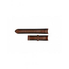 Breil Uhrenarmband BW0059 Leder Braun 20mm