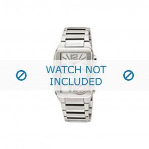 Breil Uhrenarmband TW0400 Metall Silber