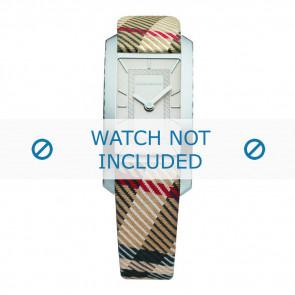 Burberry Uhrenarmband BU1051 Leder Braun
