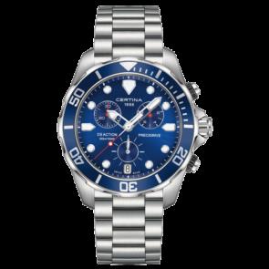 Certina Uhrenarmband C032.417.11.041.00 / C605019661 Metall Rostfreier Stahl
