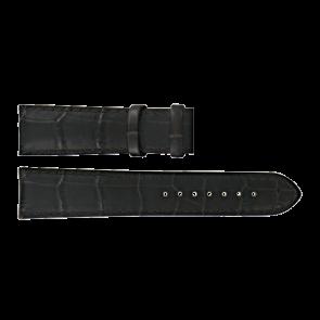 Certina Uhrenarmband C610015781 Leder Dunkelbraun 21mm + braunen nähte