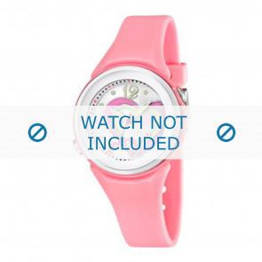 Calypso Uhrenarmband K5576-3 Kunststoff Rosa