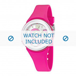 Calypso Uhrenarmband K5576-5 Kunststoff Rosa