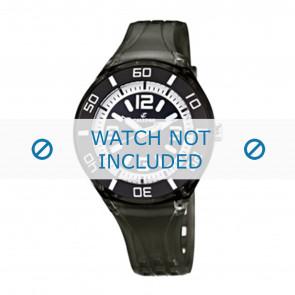 Calypso Uhrenarmband K5588/8  Kunststoff Schwarz