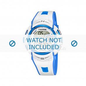 Calypso Uhrenarmband K5610.2 Kunststoff Weiss