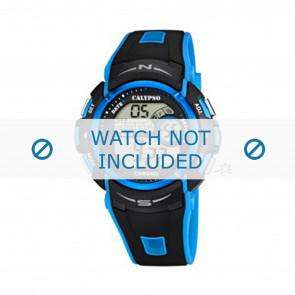 Calypso Uhrenarmband K5610.6 Kunststoff Blau