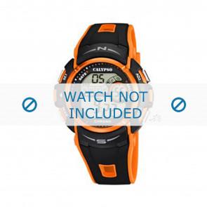 Calypso Uhrenarmband K5610.7 Kunststoff Orange
