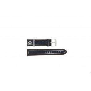 Uhrenarmband Camel 3120-3129 / 3520-3529 Leder Braun 22mm