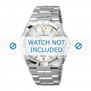 Candino Uhrenarmband C4405 Metall Silber 29mm