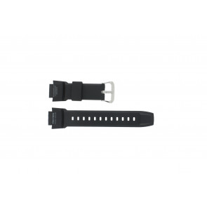 Casio Uhrenarmband PRG-270-1 Gummi Schwarz 16mm
