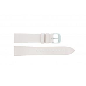Ice Watch Uhrenarmband CT.PSR.36.L.16 / 001511 Leder Rosa 18mm