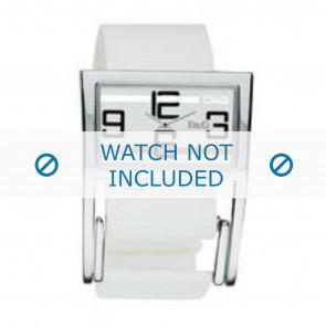 Dolce & Gabbana Uhrenarmband 3719251192 Leder Weiss