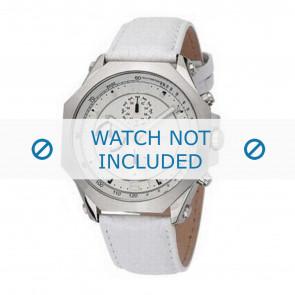 Dolce & Gabbana Uhrenarmband DW0101 Leder Weiss