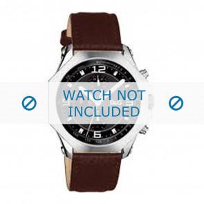 Dolce & Gabbana Uhrenarmband DW0104 Leder Braun