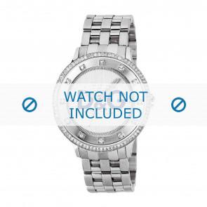 Dolce & Gabbana Uhrenarmband DW0133 Metall Silber