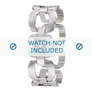 Dolce & Gabbana Uhrenarmband DW0711 Metall Silber