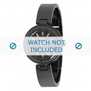 DKNY Uhrenarmband NY8549 Keramik Schwarz
