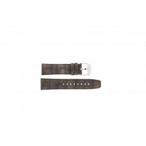 Uhrenarmband Festina F16573 / 4 Leder Braun 23mm